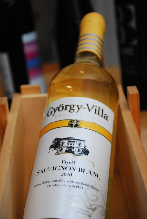 György-Villa Collection Etyeki Sauvignon Blanc