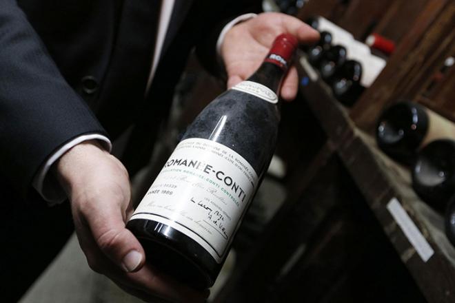 A világ 10 legdrágább bora
