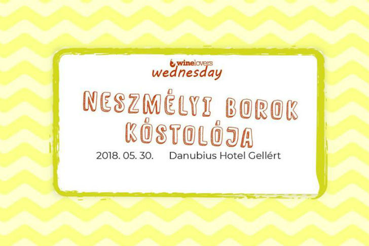 Neszmélyi borok kóstolója // Winelovers Wednesday