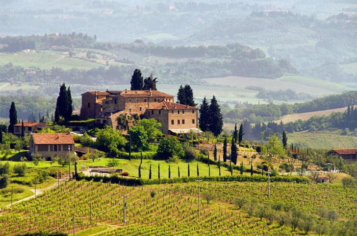 Nagy olasz borajánló, nem csak nyárra