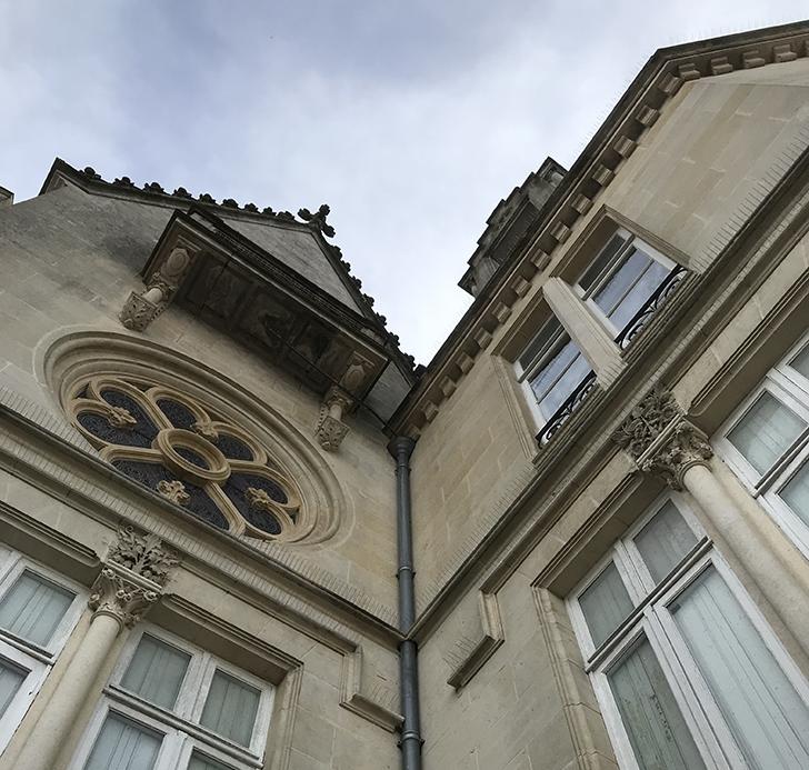 Tornai Tamás: Bordeaux-i lecke