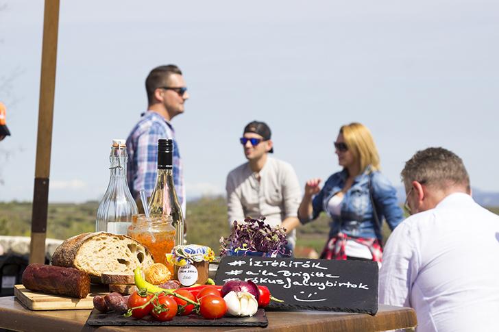 A hétvégén szüreti piknik lesz Etyeken