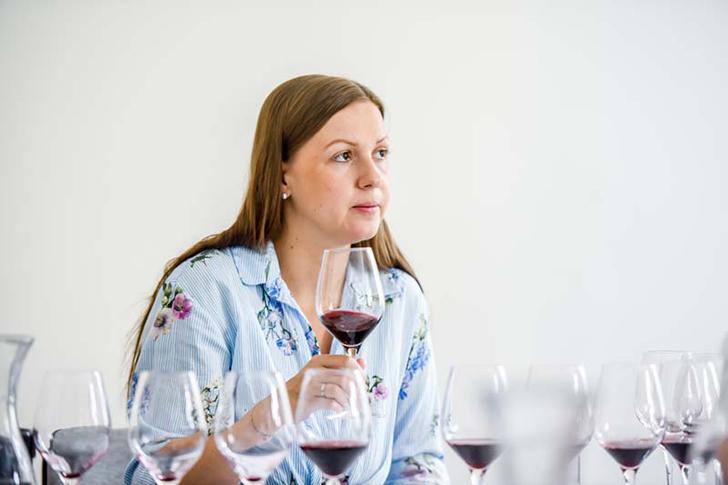 """Kollár Mariann: """"Nagyon sok kiváló magyar bor van, ami a nemzetközi piacon is megállná a helyét, de..."""""""