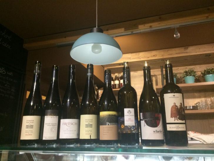 Az osztrák borokról (szinte) mindent