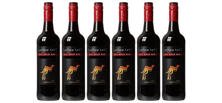 A világ 10 legnépszerűbb boros márkája