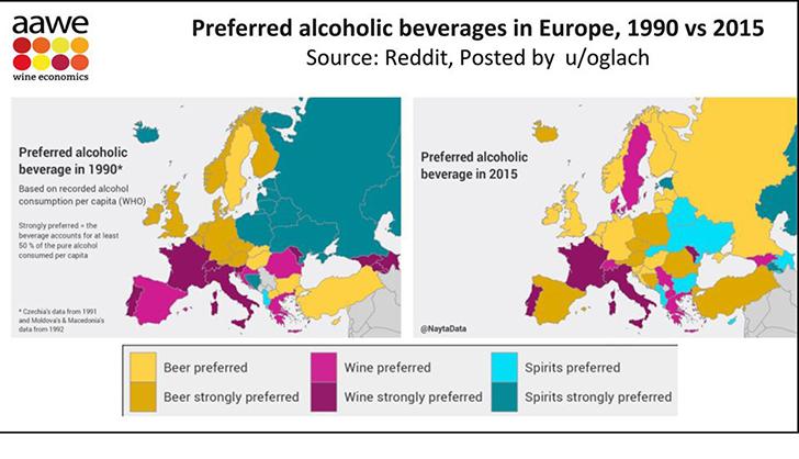 Mit iszik Európa?