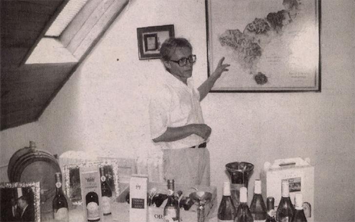 Portré a nyugdíjba vonuló Bacsó Andrásról