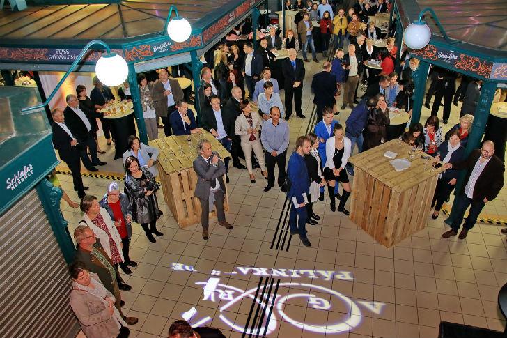 Borseprő párlattal ünnepelt az Agárdi Pálinkafőzde