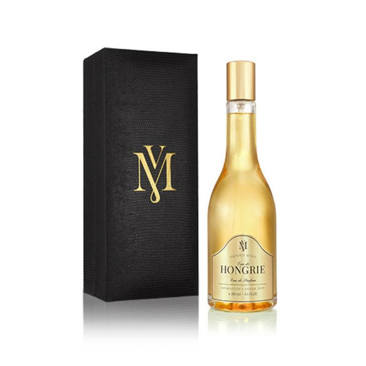 A bor illata, parfümbe zárva