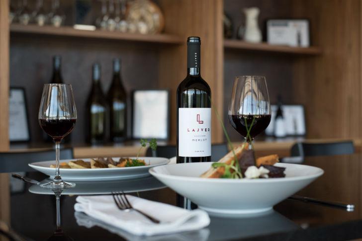 Különleges borok a Lajvér-patak teraszairól