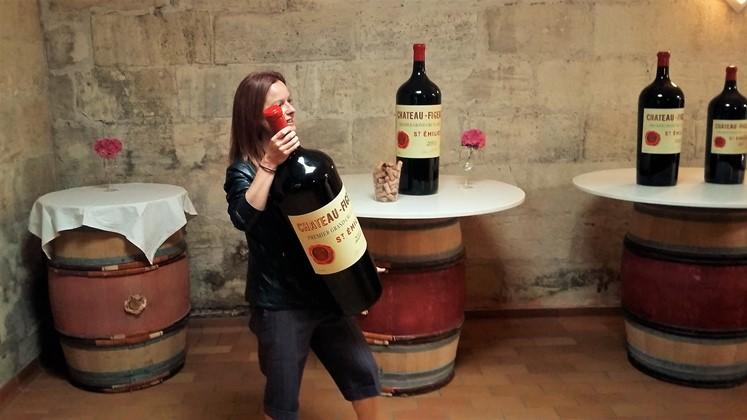 Tíz napom Bordeaux-ban: Saint-Emilion, Pomerol, Chateau Figeac