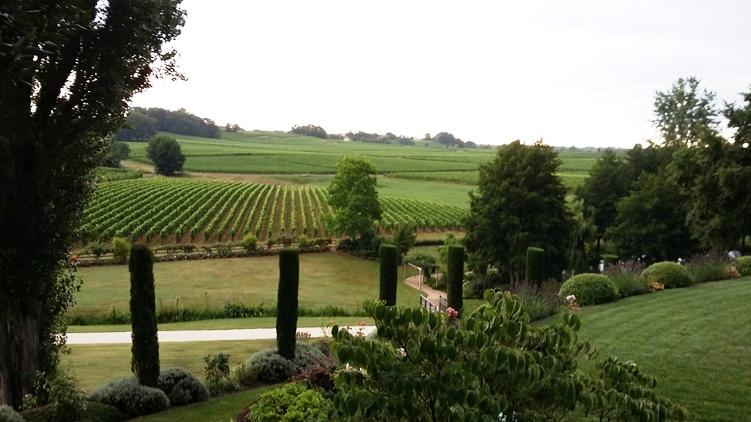 Tíz napom Bordeaux-ban: Saint-Emilion, Lussac