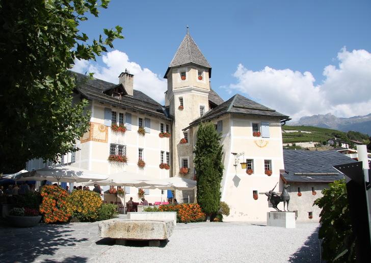 Sok hűhó saszláért, avagy szomj és légszomj Svájcban