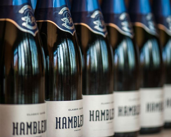 Angol pezsgők a világ élvonalában