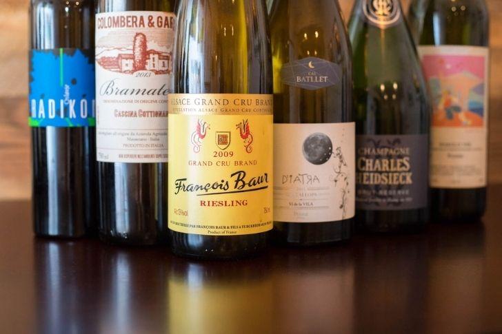 Mit mutatnak az olasz borok címkéi?