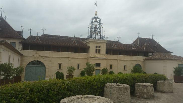 A bordeaux-i chateau-k titkai II.
