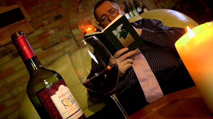 Ezt csinálja, ha a szabadsága is a borok körül forog!