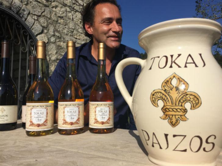 Tokaj-Hegyalján talán az ősz a legszebb évszak