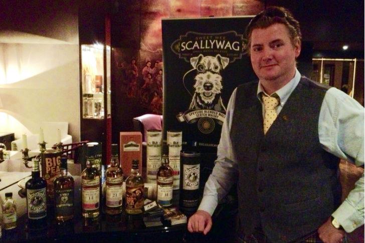 A whisky karaktert ad a koktéloknak