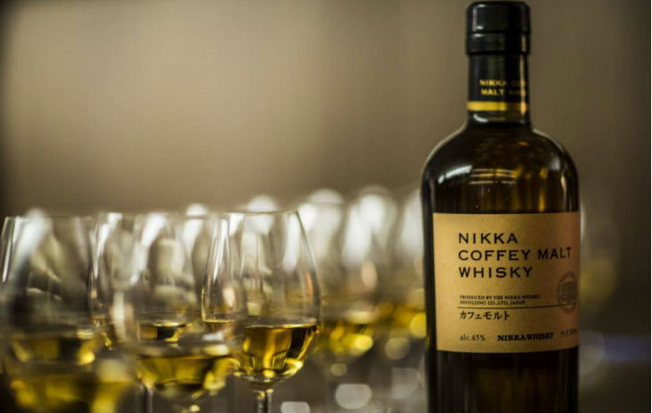 Whisky Japánból