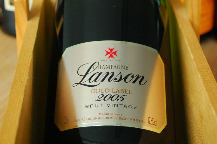 Champagne sor
