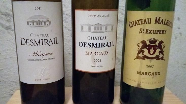 Tíz napom Bordeaux-ban: Margaux