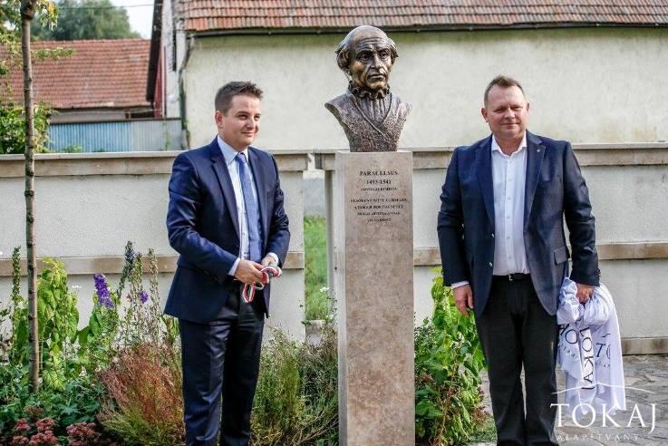 Tokaj első és legutóbbi hírvivőit ünnepelték
