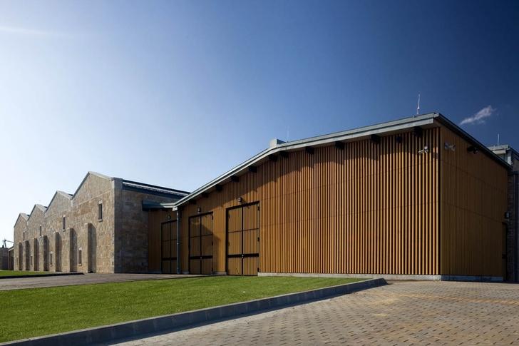 Borászatépítészet: Sauska, az elegáns precizitás