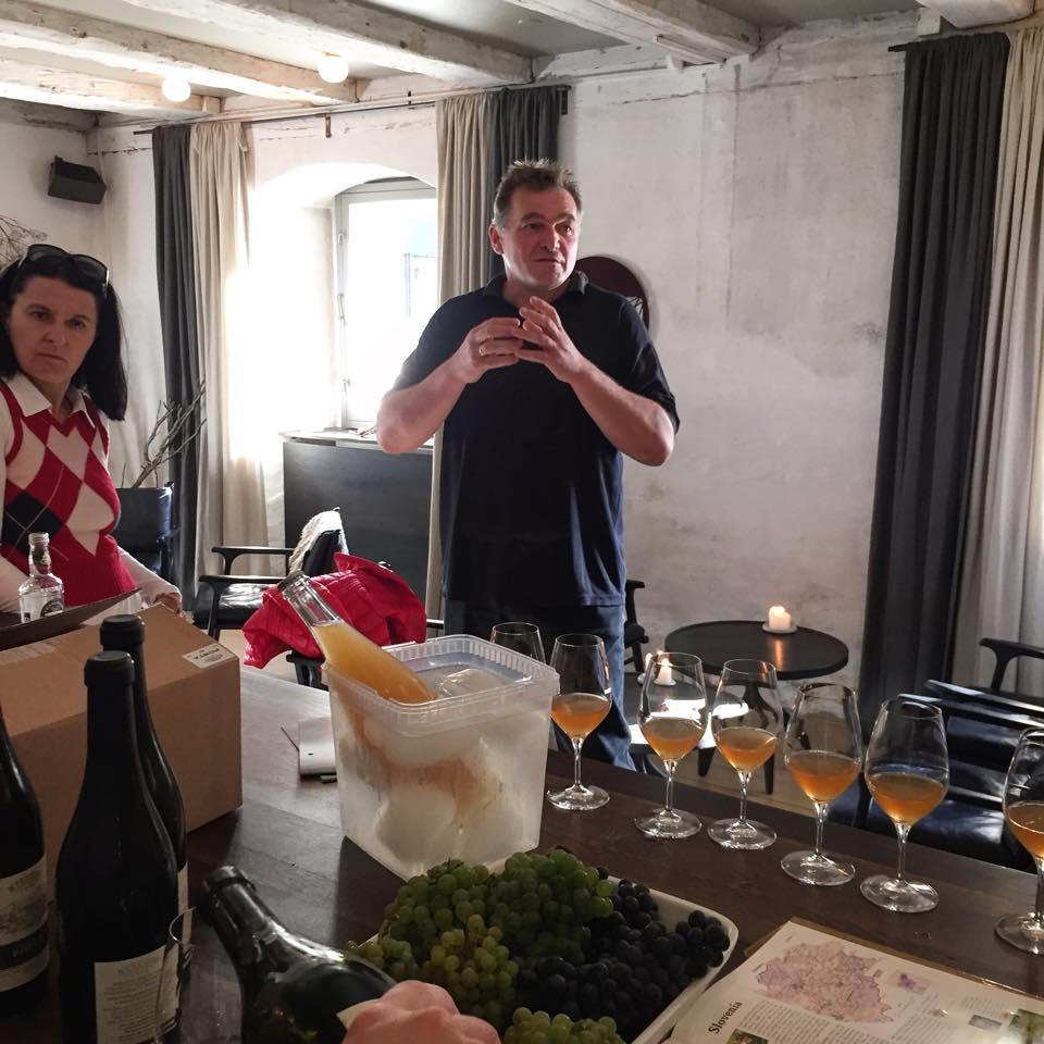 Felvidéki bor a világ legjobb éttermében