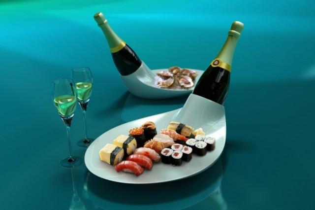 Az osztrigától a popcornig: 11+1 étel pezsgőhöz