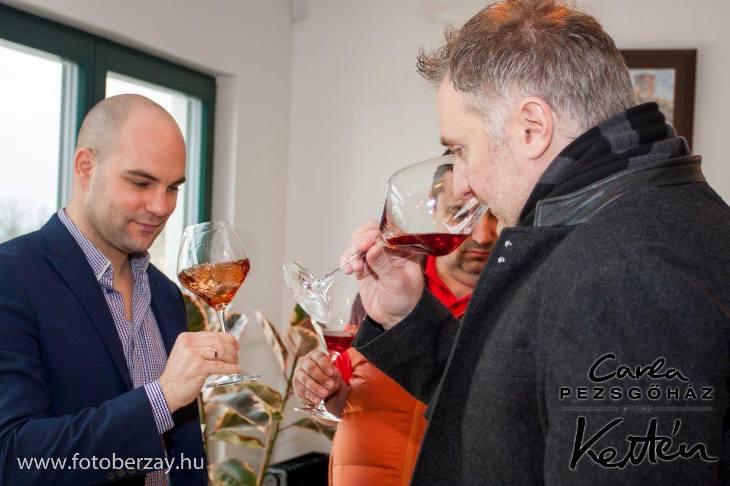 A magyar pezsgő bázisa: Carla Pezsgőház