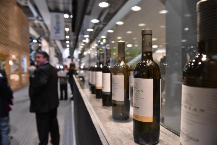 Az olasz borok seregszemléje
