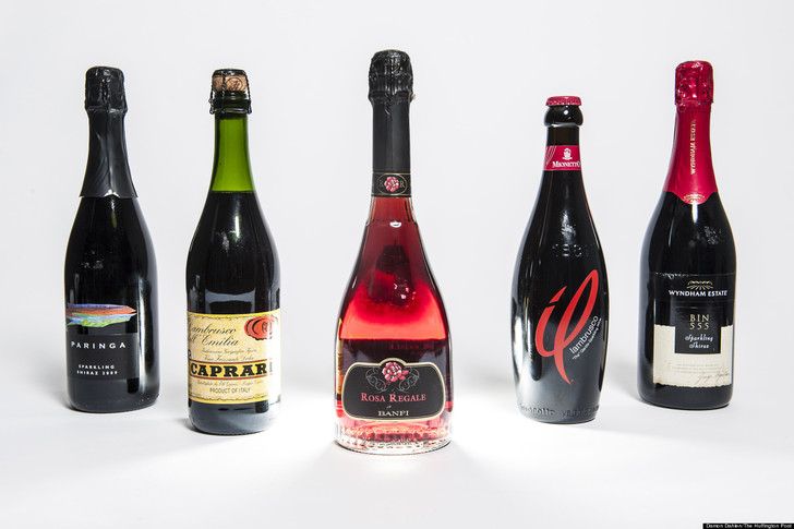 Vörös pezsgők, avagy egy nagy durranás Ausztráliából